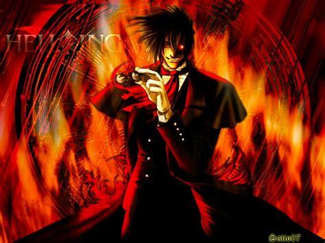 imagenes epicas de hellsing anime iris alucard hellsin imagenes