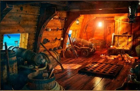 a room wiki pirate ship rooms of memory wiki