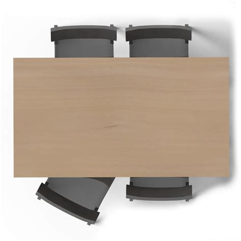 anafe bloque autocad norden gateleg table and chair top top view furnitures