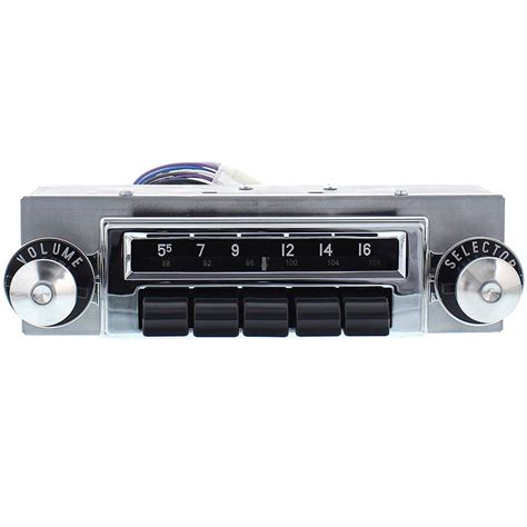 1955 chevy radio oe replica with bluetooth 283302b