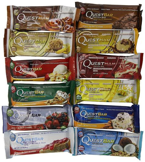 Top Quest Bar Flavors by Quest Protein Bars The Verdict