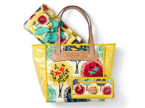 Fossil Satchel Abstrac 17 best images about fossil on new print s handbags and canvases