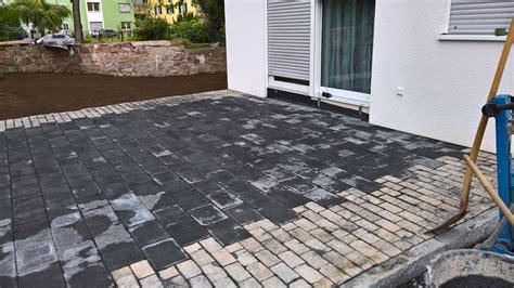 terrasse neubau neubau einer terasse in meissen frank werrmann