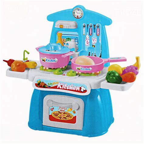 Set Mainan Masak Masakan Kitchen Playset 26 Pcs Pink harga mainan masak masakan mainan toys