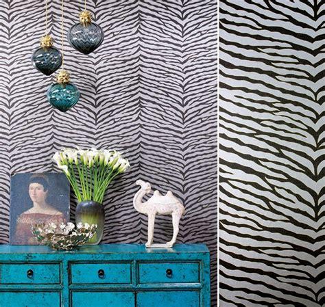Tapisserie Zebre by Papiers Peints De Marques Inspiration D 233 Coration