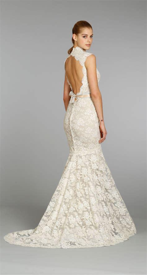 lazaro fall 2013 bridal gown collection magazine
