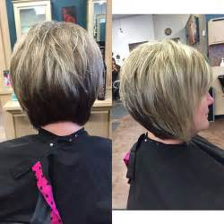 stacked haircuts for 50 21 gorgeous stacked bob hairstyles popular haircuts