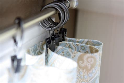 how to sew curtains with rings iheart organizing you ve got a blogger friend in me and
