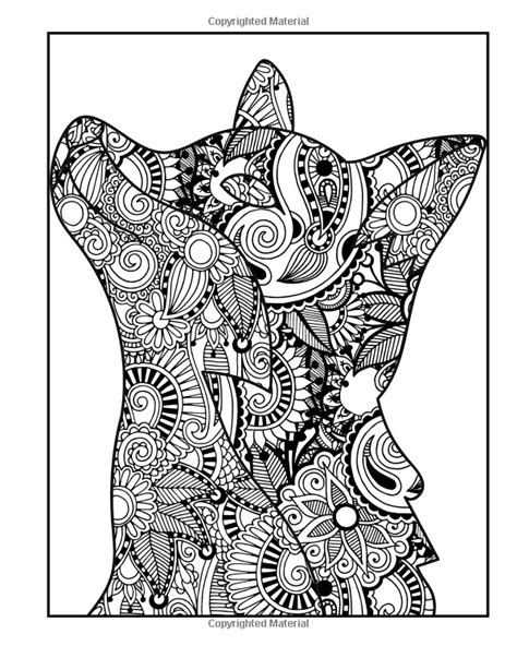coloring books for adults volume 4 40 stress relieving and relaxing patterns anti stress art therapy series amazon com fox coloring book for adults stress relieving