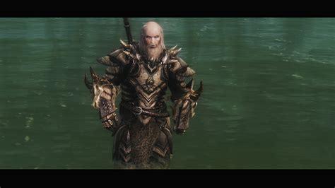 skyrim hothtrooper44 armor compilation armure de chevalier draconique la confr 233 rie des traducteurs