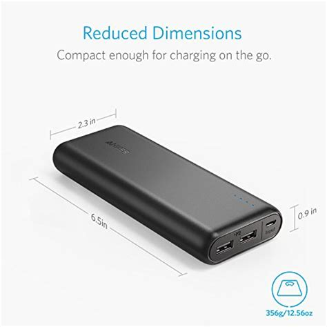 Power Bank Anker 20100 1 anker 20100mah portable charger powercore 20100 ultra high capacity power bank with 4 8a