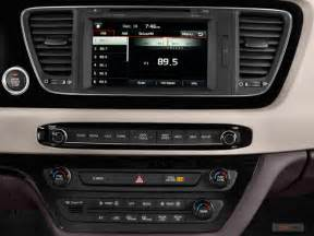 Kia Sound System 2016 Kia Sedona Pictures Audio System U S News Best Cars