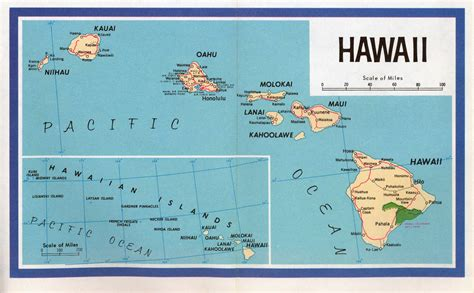 map of hawaii hawaii map map picture