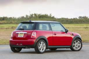 Weight Of Mini Cooper 2014 2015 Mini Cooper Recalled For Weight Misstatement