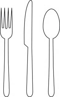 Fork And Knife Clipart | Free Download Clip Art | Free Clip Art | on ... Blackandwhite