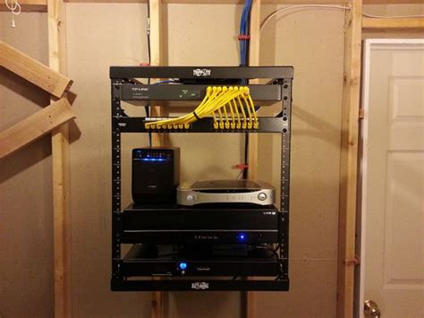 Home Network Rack Design | home network masters and home on pinterest