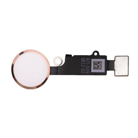 apple iphone   home button  flex   colors