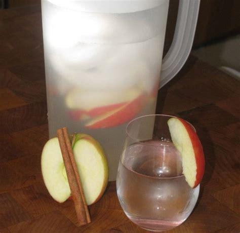 Apple Cinnamon Detox Water Side Effects by 15 Beautiful Healthy Fruit Water Recipes To Replace Soda