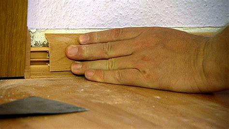 Laminat An Die Wand Anbringen 3510 by Wandleisten Anbringen