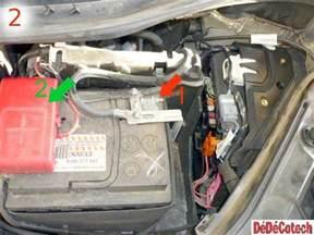 fusibles compartiment moteur renault m 233 gane et sc 233 nic 2