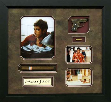 scarface home decor scarface home decor al pacino scarface replica gun bullet iii