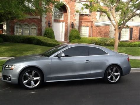 Buy Audi A5 Coupe by Buy Used 2009 Audi A5 Quattro Base Coupe 2 Door 3 2l In