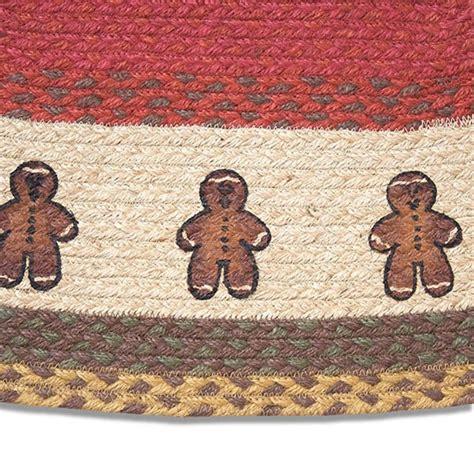 rug gingerbread rug braided oval rug