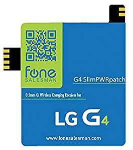 lade g4 g4 slimpwrpatch qi wireless lade empf 228 nger mit
