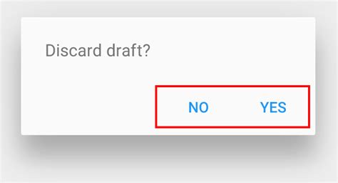 Android Yes No Dialog by 5 Essential Ux For Dialog Design Ux Planet