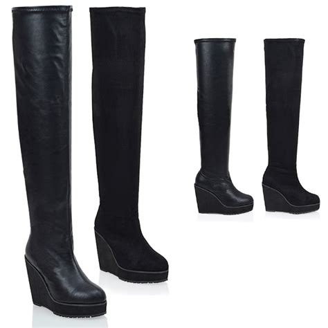 knee high boots without heel 22 model knee high boots for without heels
