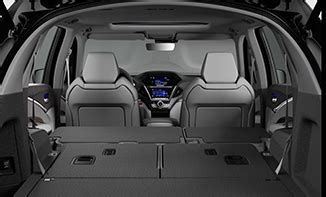 acura third row seating 2017 infiniti qx60 crossover vs 2017 acura mdx acura