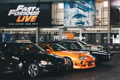 Sho Fast fast and furious live is bringing an adrenaline fuelled