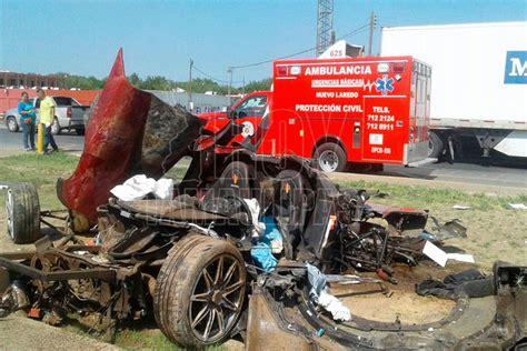 koenigsegg laredo hoy tamaulipas destrozan auto millonario presuntos