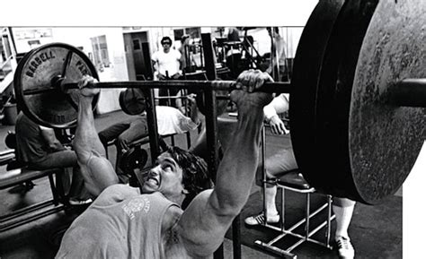 arnie bench press how to pair exercises for better gym performance