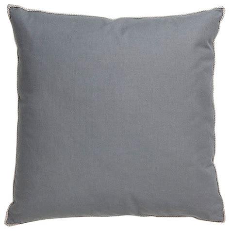Gray Throw Pillows Villa Home Basic Elements Grey Throw Pillow