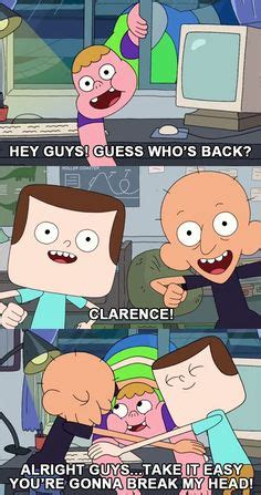 Clarence House Sweepstakes - dvd cartoon network clarence mystery pi 241 ata giveaway ends 2 27