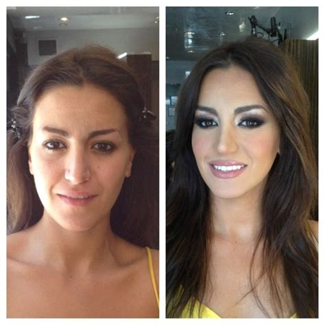 15 best images about before after makeup makeovers on 10 best before after make up images on pinterest beauty