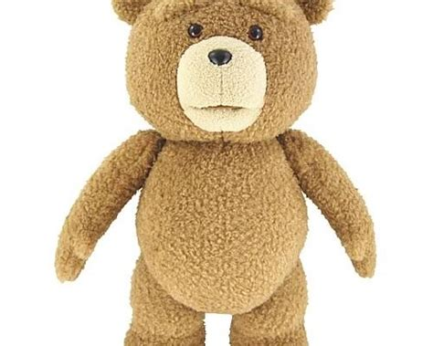 ted doll in a box ted plush doll is ready to be your thunder buddy for