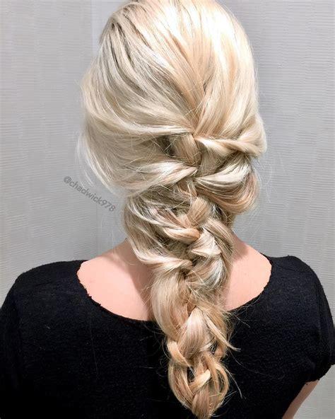 rope braid hairstyles for long hair 100 cute hairstyles for long hair 2018 trend alert
