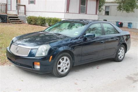 Cheap Cadillac Cts For Sale by 2006 Cadillac Cts Sedan For Sale In Porter Tx 10000