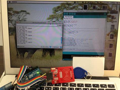 Rfid Rc522 Arduino Reader Writer Module Kit Spi 13 56 Mhz Mifare sintron rc522 rfid reader writer module kit with spi for arduino pic pdf ebay