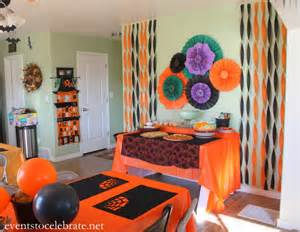 Decorations Halloween Party Diy Halloween Decorations Archives Events To Celebrate