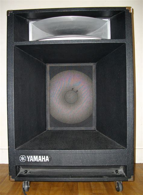 Speaker Cabinet Volume by Yamaha A4115h Image 618893 Audiofanzine