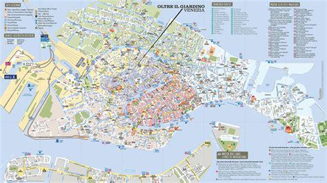 oltre il giardino venezia oltre il giardino mappa brusy personalizzata mappa di