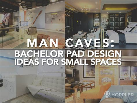 bachelor pad ideas for small spaces man caves 8 bachelor pad design ideas for small spaces