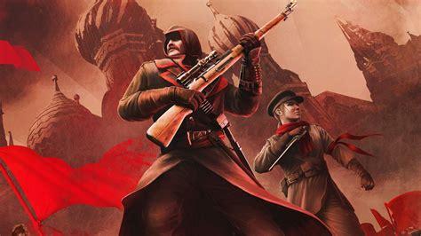 Assassins Creed Chronicles Russia nikolai orelov and assassins creed chronicles russia wallpapers 3840x2160 3247132