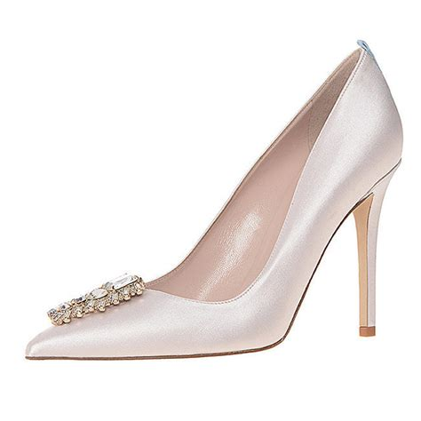 Bridal Collection Shoes by Look Debuts Bridal Shoe