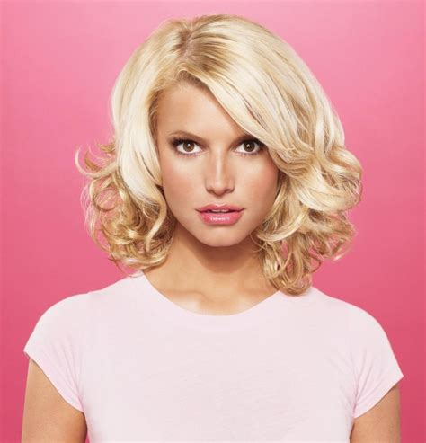 pictures of using jessica simpsons hair extensions on short hair hairdo jessica simpson