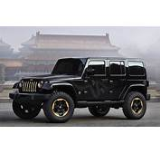 2014 Jeep Wrangler Dragon Edition Wallpaper  HD Car