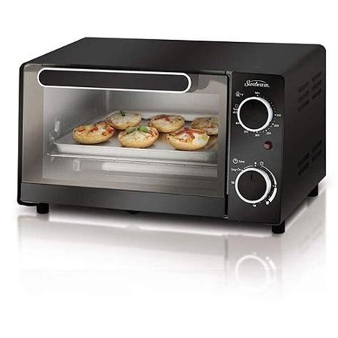 Toasters On Sale Sunbeam 4 Slice Toaster Oven On Sale